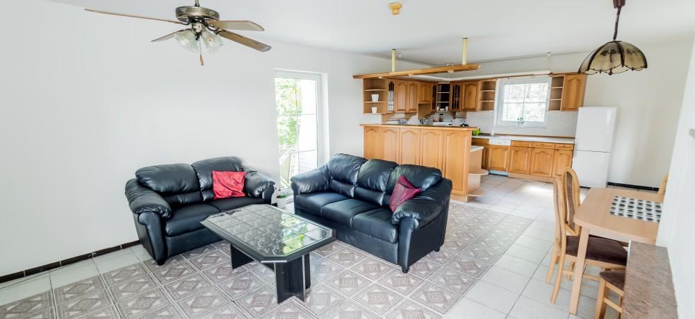 Obývací pokoj v PRIMED Clinic